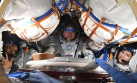 Cosmonaut Veteran, NASA Rookie and First UAE Astronaut Ready for Wednesday Launch to Space Station
