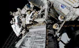 For All Womankind: Koch and Meir Complete Historic All-Female Spacewalk