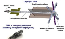 Ekipazh: Russia's top-secret nuclear-powered satellite