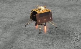 Joining the lunar lander club