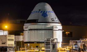 Starliner Joins Rocket for Dec Launch on Uncrewed Orbital Flight Test