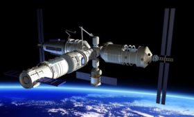 China's Earth-Moon space economic zone venture
