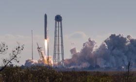 Antares Launches NG-12 ISS Resupply Mission, Honors Moonwalker Alan Bean