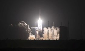 China's space dream on track