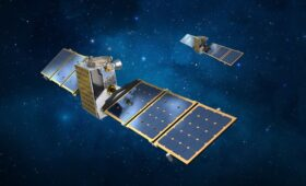 New small satellite mission to rendezvous with binary asteroids