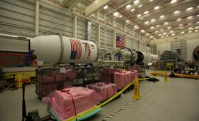 NG-14 Cygnus Readies for Tuesday Night Launch From Wallops