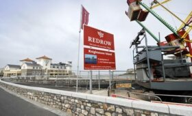 UK homebuilder Redrow's annual profit slumps