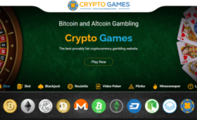 CryptoGames Review: A Certified Online Crypto Casino