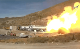 FSB-1 Test Fire Completed for Future SLS Artemis Deep-Space Missions