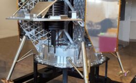 Astrobotic successfully completes Peregrine Lunar Lander Structural Model testing