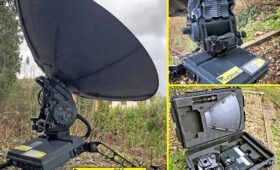 Paradigm's HORNET100GX satellite terminal available for Inmarsat Global Xpress