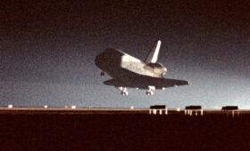 Remembering the First Shuttle Night Landing, OTD in 1983 (Part 1)