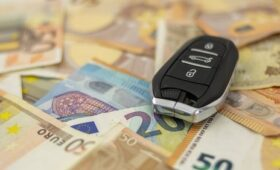 New European car sales fall by 17.6% in August