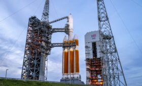 Weather 70% Favorable, As ULA Aims for Delta IV Heavy Launch Early Saturday