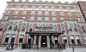 127 staff laid-off temporarily at Shelbourne Hotel