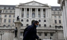 No changes from Bank of England on rates