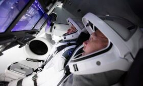 Commercial crew safety, in space and on the ground