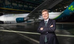 IAG replaces BA CEO with Aer Lingus boss