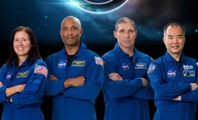 Next NASA, SpaceX Crew Launch Set for Oct 31 with 'Crew-1'
