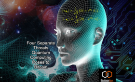 Kelce S. Wilson PhD: Four Separate Threats Quantum Computing Poses to Bitcoin