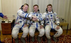 Let's Get This Done: Remembering Expedition 1, 20 Years On (Part 1)