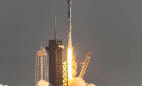 Six-Times-Flown Falcon 9 Smoothly Launches Starlink Satellites to Orbit