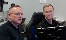 Ferguson Steps Down as Commander for First Boeing Starliner Crew