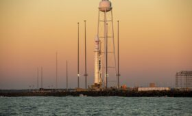 Scrub Week Continues, Antares Launch Now NET Friday Night
