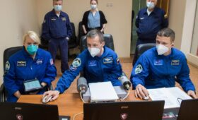 Rubins, Crewmates Primed for Six-Month ISS Expedition (Part 2)