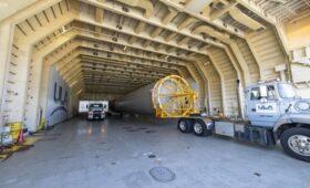 Atlas V for USSF-8 Mission Arrives in Florida, As ULA Manifest Shapes Up