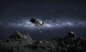 OSIRIS-Rex Prepares to Land on Asteroid Bennu October 20