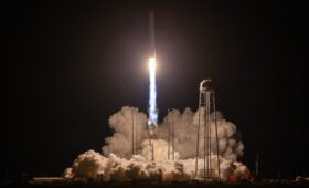 Antares Breaks Launch Week Curse, as SpaceX Suffers Last-Second Scrub