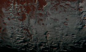 Pluto has Snowcapped Mountains, But Why?