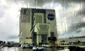 Weather Forces Starlink-12 Scrub at KSC, Will Try Again  Tues