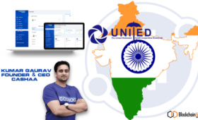 Cashaa And UNICAS to Open First Crypto-Friendly Bank Branches in India, Transforming UNICAS' Banks into Crypto Lounges