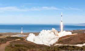 SpaceX Launches Sentinel-6A on U.S./European Ocean-Monitoring Mission