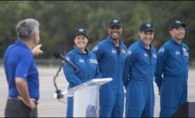 Crew-1 Brings Wide Range of Experience to Space Station Mission (Part 1)