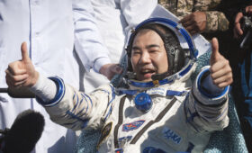 Veteran Japanese astronaut to become SpaceX's first international passenger