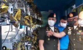 Venezuelan Army Engineers Start Mining Bitcoin