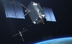 Fourth Lockheed Martin-built GPS III satellite's on board engine now propelling it to orbit