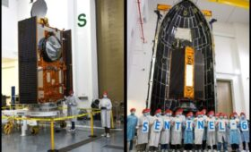 Sentinel-6A, Starlink Missions Primed for Weekend Launch Double-Header