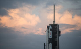 New Falcon 9, Dragon Resilience, Crew-1 Ready for Saturday Launch, Weather Permitting