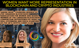 Crypto Curry Club Report With Shocking Statistics: Blockchain and Cryptocurrency Industries Severely Lack Representation of Women