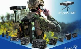 Elbit Systems launches E-LynX-Sat – a portable tactical SATCOM system