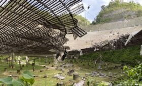 A Second Cable has Failed at Arecibo, Causing Even More Damage to the Radio Observatory