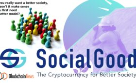 SocialGood Blockchain Project Aims to Improve Society – With a Tokenized Donation Machine