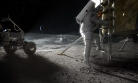 NASA is Looking for Ideas on How to Jump-Start a Lunar Economy!