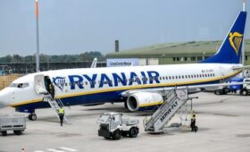 Ryanair sees improved levels of travel next year