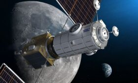 Northrop Grumman completes Preliminary Design Review for NASA's Gateway Crew Module