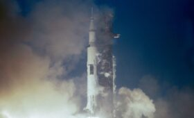 'SCE to Aux': Remembering Apollo 12's Hair-Raising Launch, OTD in 1969